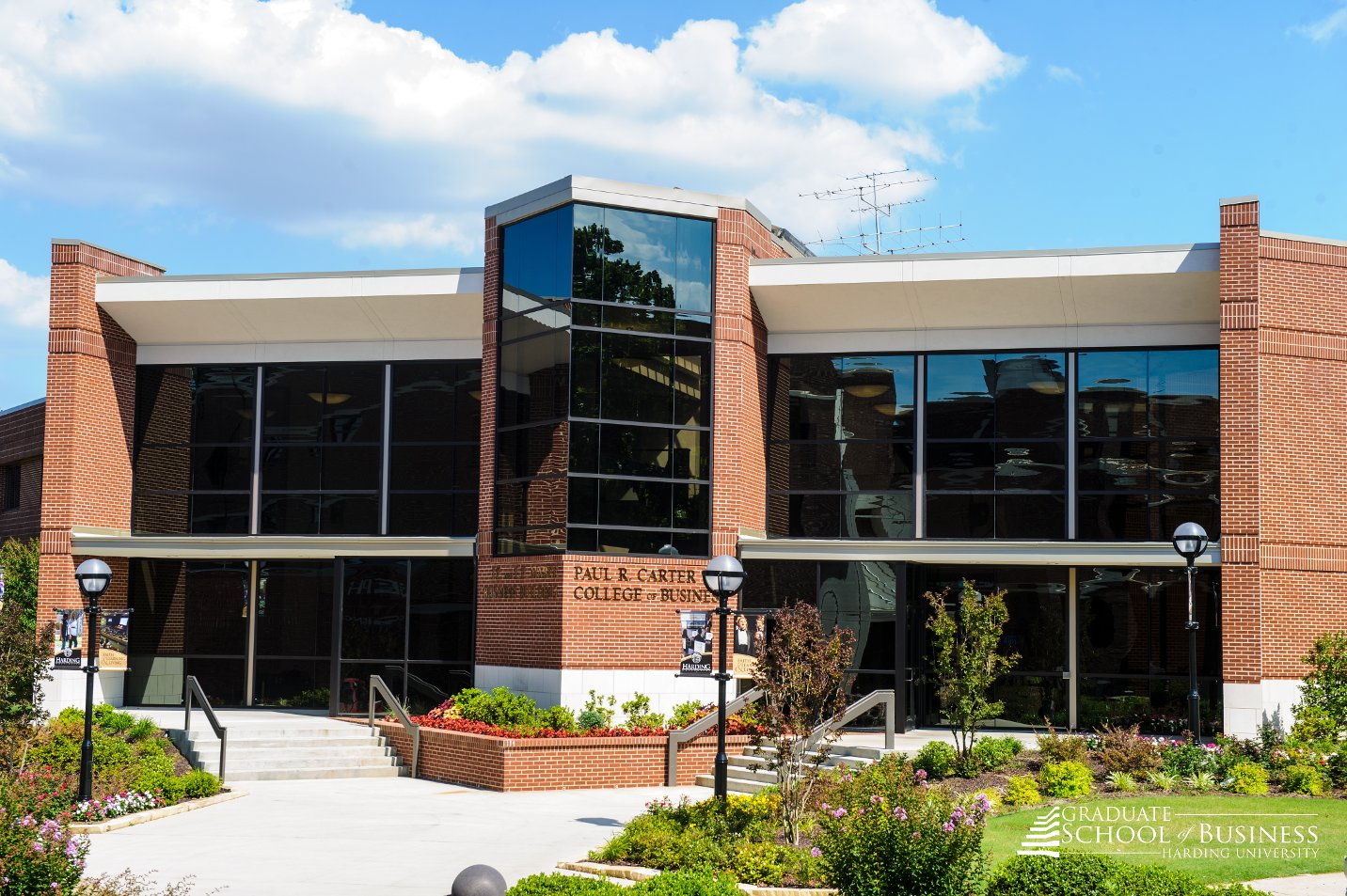 Receive an ethics based mba at the harding university graduate school of business