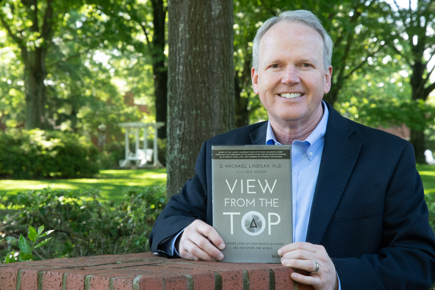 This is President Bruce McLarty with the 2020 Harding Read.