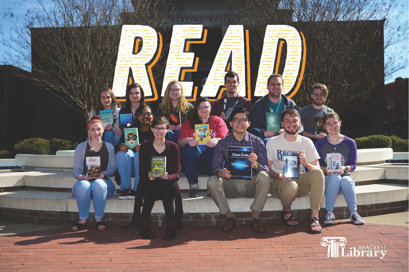 Faculty Favorites Read Poster April 2019